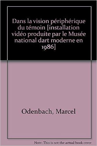 Lire un Marcel odenbach / [paris, musee national d'art moderne, 1987], centre georges pompidou pdf epub