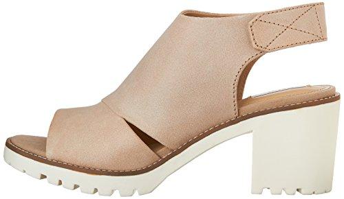 GEOX Sandal D621ZA 000HM C8182 dovel Beige 39 Beige: Amazon.co.uk: Shoes &  Bags