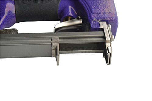 Pneumatic Staples Machine Upholstery Stapling Tool Air Stapler 1/2'' 100 Gauge Brad #260202