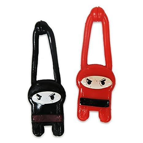 Amazon.com: Sticky Slingshot Ninja Shooters (Bag of 48 ...
