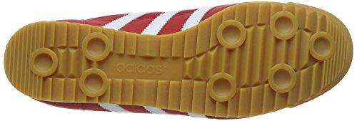 adidas Men's Dragon Og Trainers Red (Power Red/Footwear White/Ecru Tint) iYV4UZAEY