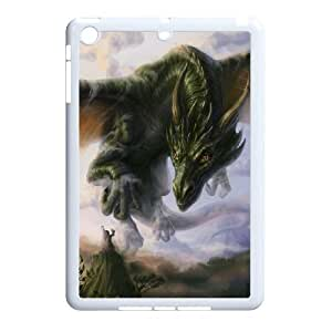 Gothic Dragons Hard Snap Cell Phone Case Cover for iPad Case Mini HSL392221