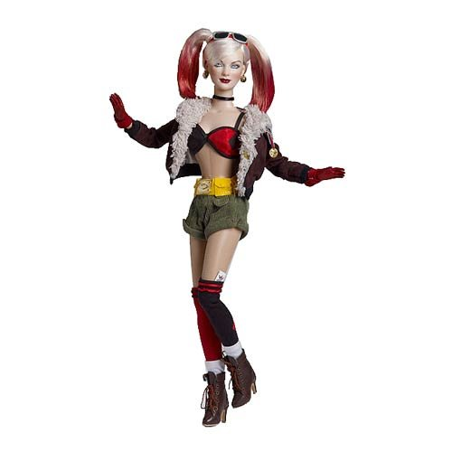 Tonner Batman DC Comics Bombshells Harley Quinn DC Stars Tonner Doll