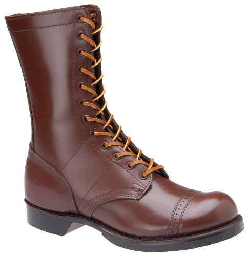 Corcoran Men's 10 Inch Historic Brown Jump-M, 10 D US