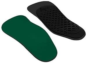 Spenco RX ThinSole Orthotics, 3/4 Length, Size 3