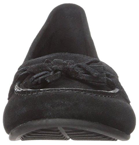 black Mocassini Nero Crocs Linasdelndlfr Donna qIFHazw