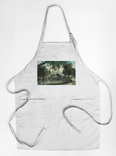 san-mateo-california-exterior-view-of-the-peninsula-hotel-quality-cotton-polyester-chefs-apron