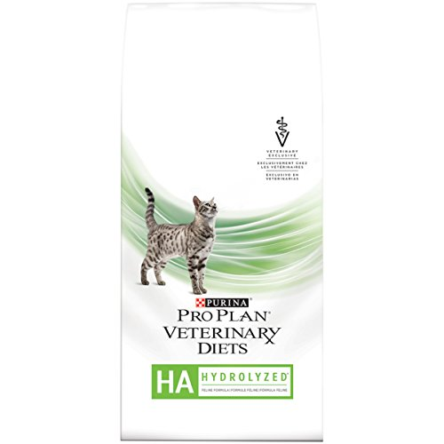 Purina Pro Plan Veterinary Diets HA HA Hypoallergenic Dry Food - (1) 8 lb. Bag