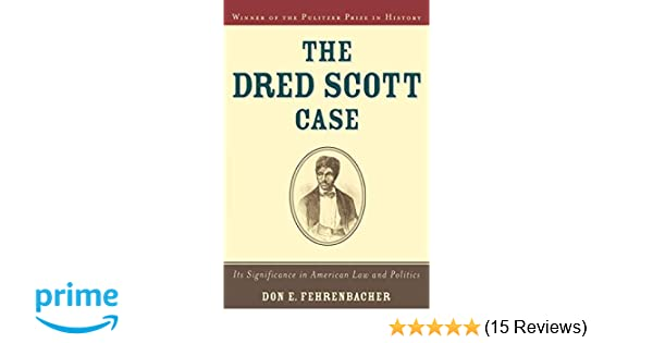 what was the effect of the dred scott case