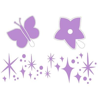 Disney Paint Stamp & Stencil Kit by Blue Mountain Wallcoverings (Image #2)