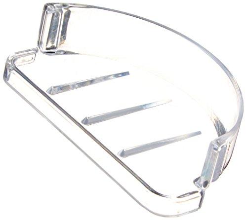 EZ-FLO 15204 Replacement Plastic Soap Dish, Clear