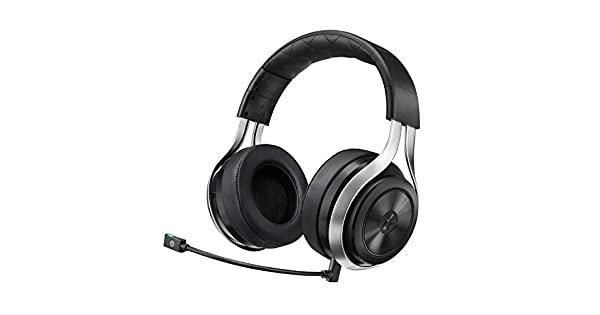 LucidSound LS30 - Wireless Universal Gaming Headset (Black) - PS4, Xbox One, PC, Mobile Devices
