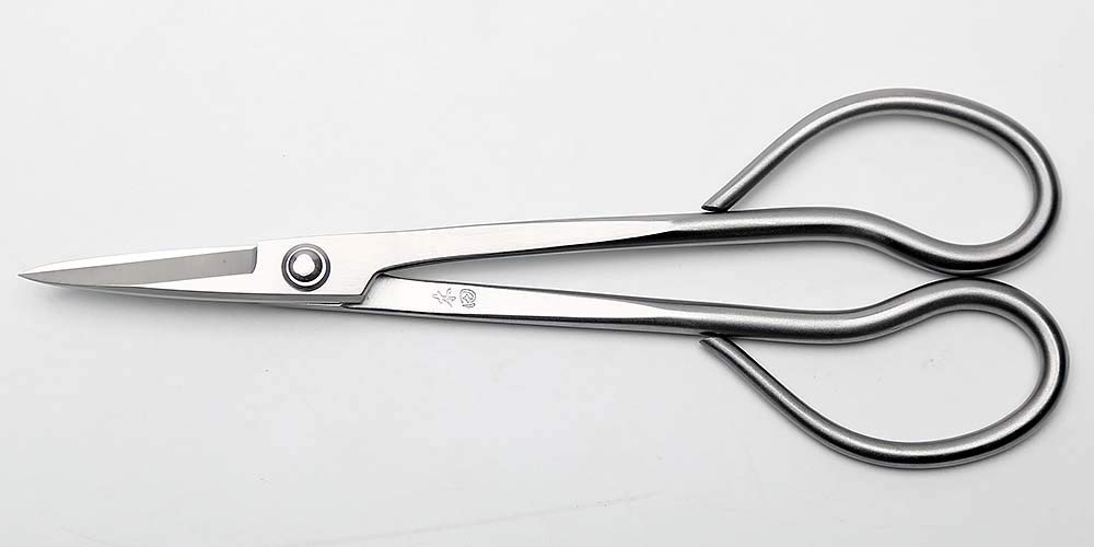 Mu Tian Bonsai Scissors Bonsai Shear Long Handle Scissors 180 Mm (7'') Blacksmithing