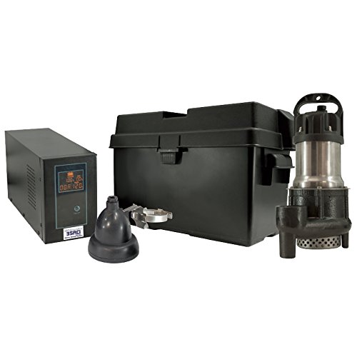 StormPro 35ACi Battery Backup Sump Pump System