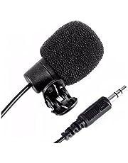 Mini Microfone De Lapela Tomate Mp-018