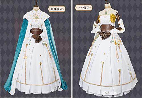 a44a0efaa528f Fate Grand Order FGO 皇女 cosplay cos コスプレ 衣装 Анастасия ドレス 永久凍土帝国cosplay