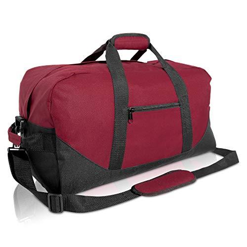 d421b2e0600 DALIX Large Gym Bag Duffle Travel Duffel