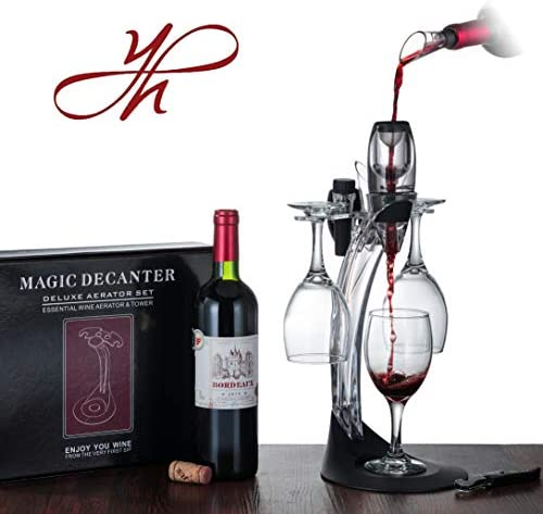 Aerator Decanter Stopper Accessories Included product image
