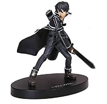 Topvance Sword Art Online Anime Kirigaya Kazuto Action-Figur 15cm ...