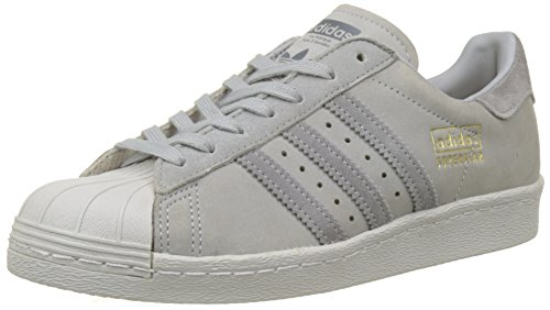 adidas Men's Grey Shoes Fitness 80s Mid Grey Superstar White Mid Grey rrwCRpAqn