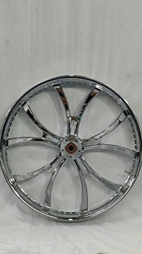 HARLEY DAVIDSON 26X3.5 CHROME PERFORMANCE MACHINE RECON WHEEL