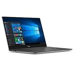 Dell Xps 13 Flagship Silver Edition Full Hd Infinityedge Anti-glare Touchscreen Laptop Intel Core I5-7200u | 8gb Ram | 128gb Ssd | Backlit Keyboard | Corning Gorilla Glass Nbt | Windows 10