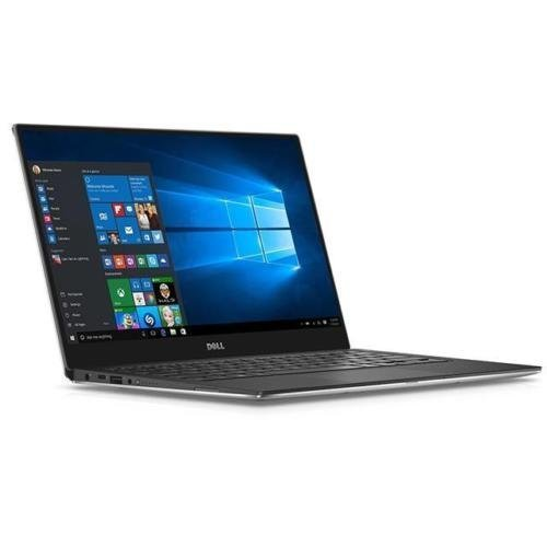 Dell XPS 13 Flagship Silver Edition Full HD InfinityEdge anti-glare Touchscreen Laptop Intel Core i5-7200U | 8GB RAM | 128GB SSD | Backlit Keyboard | Corning Gorilla Glass NBT | Windows 10