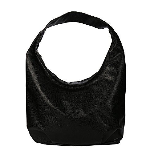 Bolso de Mano,Logobeing Moda Mujer Bandolera Bolsa Bandolera Tote Bolso Monedero Mensajero Negro