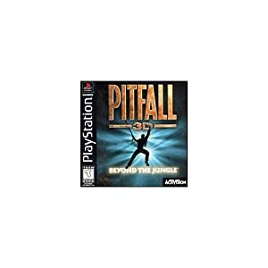 PITFALL 3D: Beyond The Jungle (Sony PlayStation)