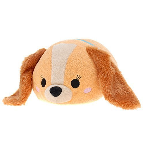 Disney '' Tsum Tsum '' Plush Lady of Lady and the Tramp - Medium - 11 '' (Japan Import) [parallel import goods] by Floral