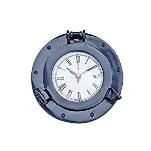 41ygrXOqhuL._SS300_ Nautical Themed Clocks