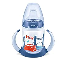 NUK Cars Limited Edition First Choice 150ml Learner Cup (6-18 months)