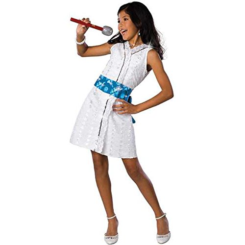 Kid's Star Dazzle Gabriella Costume (Sz:Lg (Kids Costumes High School Musical Gabriella)