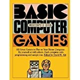 img - for BASIC Computer Games: Microcomputer Edition book / textbook / text book