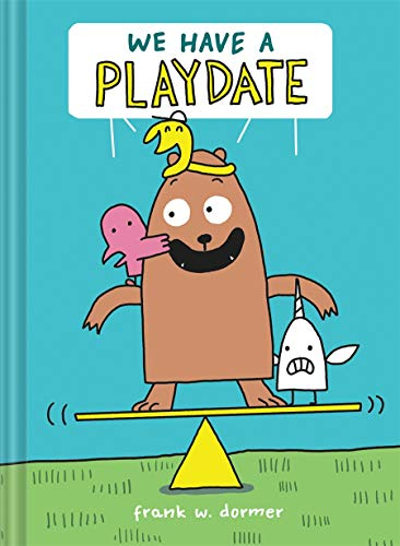 Book Cover: We Have a Playdate