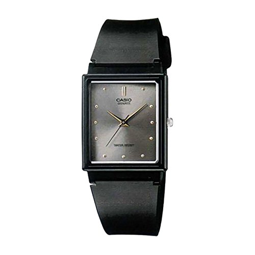 Casio MQ38-8A Men's Rectangular Classic 3-Hand Analog Watch MQ38-8A