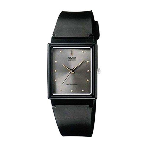 Casio MQ38-8A Men's Rectangular Classic 3-Hand Analog Watch MQ38-8A