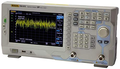 Rigol DSA815 Spectrum Analyzer (no tracking generator)