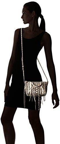 Body Bag Multi Satchel Moto Micro Cremi Multi Creme Rebecca Cross Minkoff K0CTwqyn8