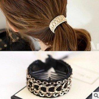 Cfalaicos (3 Pcs/lot) Hair Accessories Ponytail Holders Hairbands Hair Circle