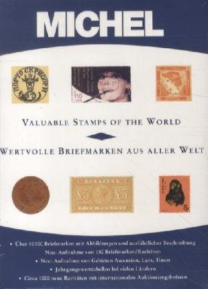 MICHEL-Valuable Stamps Catalogue 2012/2013 - Wertvolle Briefmarken aus aller Welt Broschiert – 19. Oktober 2012 Schwaneberger Verlag 3954020246 Sammlerkataloge Briefmarke - Philatelie