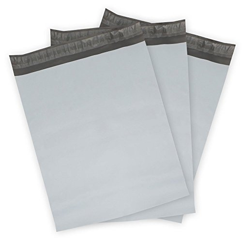 Poly Mailers Envelopes Shipping Bags Self Sealing, 100 Bags,10''x13'' (White) by 9527 Product