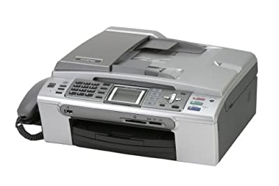 Brother MFC-665CW Photo Color All-in-One Printer with Wireless Networking