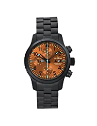 Fortis Aeromaster Blue Horizon Limited Edition Men's Automatic Chronograph Watch