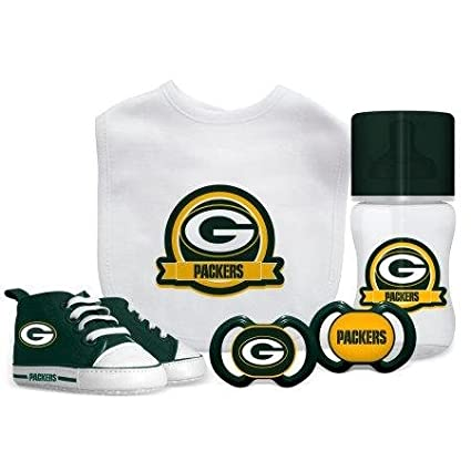 Amazon.com   Baby Fanatic NFL Green Bay Packers Infant and Toddler Sports  Fan Apparel   Sports   Outdoors a9f342d9b
