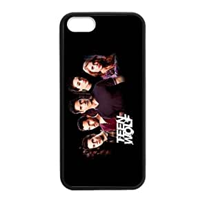 Custom Teen Wolf New Laser Technology Back Cover Case for iPhone 5 5S CLT329