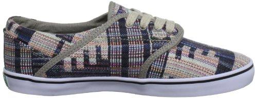 Etnies CAPRICE ECO WS 4201000263-964, Damen Sneaker Schwarz (Black/Gum 964)