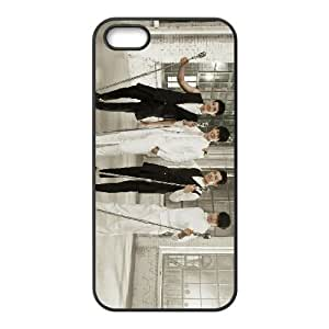 iPhone 4 4s Cell Phone Case Covers Black Gentleman L4048629