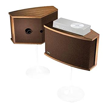 bose floor standing speakers. bose 901 direct/reflecting speaker system - walnut floor standing speakers