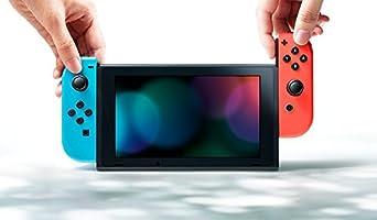Amazon.es: Nintendo Switch 32GB Neon Red Blue Console Splatoon 2 Bundle [Importación inglesa]